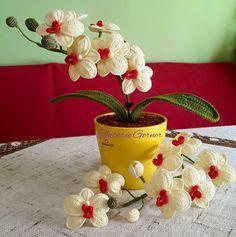 Croche e Pontos: Flor passo a passo