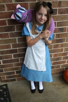 Alice in Wonderland and the Cheshire Cat - CRAFTSTER CRAFT CHALLENGES