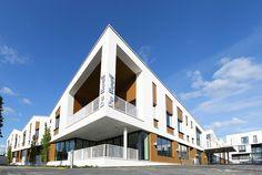Galeria de Complexo Habitacional e de Saúde Eltheto / 2by4-architects - 20