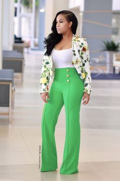 end of summer work outfits Business Casual Outfits, Business Attire, Classy Outfits, Chic Outfits, Business Fashion, Business Chic, Woman Outfits, Looks Plus Size, Summer Work Outfits