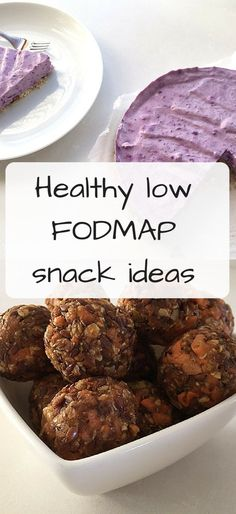 Low FODMAP snack inspiration!