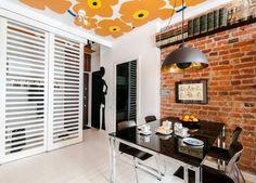 Апартаменты в Варшаве от студии Widawscy Studio Architektury