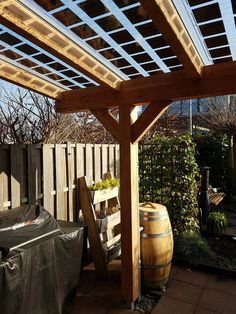Solar Patio Cover. See More. Houten ZonneVeranda