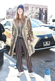 Catch Up on All of NYFW's Best Street Style