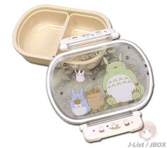 TOTORO BENTO BOX - Google Search
