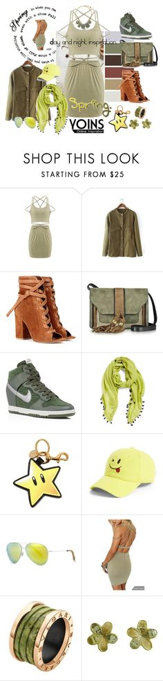 """Yoins Contest"" by pilpanher ❤ liked on Polyvore featuring Gianvito Rossi, L'Autre Chose, NIKE, La Fiorentina, Moschino, Opening Ceremony, Victoria Beckham, Bulgari, Lord & Taylor and Vince Camuto"