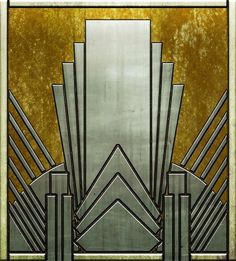 20+ Incredible Art Deco Design You Can Try To Display Exhibits