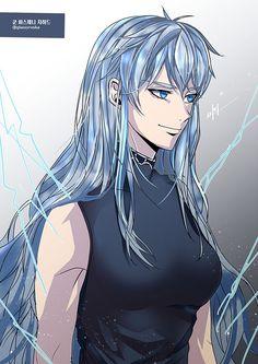 Fille Anime Cool, Anime Girl Cute, Manhwa, Character Inspiration, Character Art, Female Demons, Avatar, Demon Eyes, Female Anime