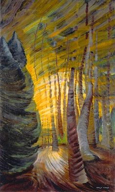 Emily carr hooking pattern - absolutely stunning.  Lots more great patterns at this Canadian site.