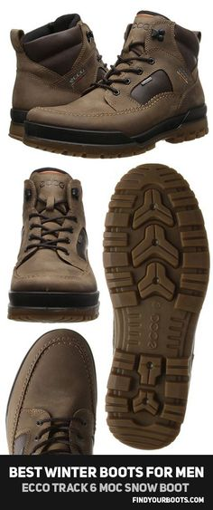 67ed7194d76 26 Best Winter Boots for Men images