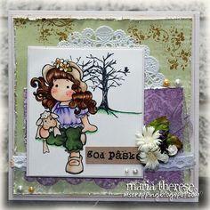 Magnolia card