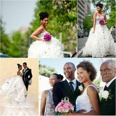 wedding hairstyles for black hair #blackwomen #hairstyle
