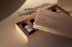 Diffusers and Essential oils packaging designed for Naturiste, a devoted company working with natural herbal medicine for the well-being. Essential Oil Pack, Essential Oil Brands, Essential Oil Diffuser, Skincare Packaging, Luxury Packaging, Candle Labels, Candle Packaging, Packaging Ideas, Cosmetic Box