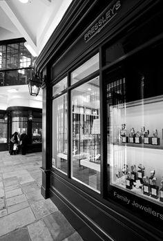 Jewellery shop designer - chichester - exterior 2