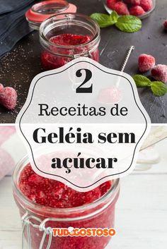 Confira como fazer 2 geleias sem açúcar: receitas práticas e deliciosas!