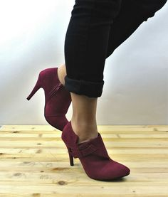 GroopDealz | Pointy Toe Bootie - 3 Colors!