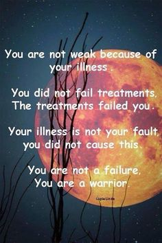 Yes. I am so much more than what I struggle with. It's a part of me but it doesn't define me!!!