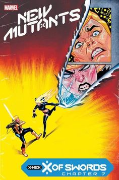 Free Comic Books, Best Comic Books, Comic Book Covers, Marvel Comics, Marvel Art, The New Mutants, Man Illustration, Free Comics, X Men