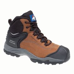 a5ed080fa28 10 Best Hiking Style Safety Boots images in 2017 | Bear, Bears, Dr ...