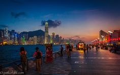 Here's a sunset view of Victoria from across the Harbor from Kowloon side. Many wonderful childhood memories growing up in this place. Lived on the Peak overlooking what was once the sleepy little fishing village of Aberdeen.