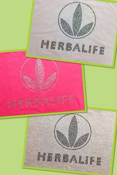 Herbalife Bling Shirt