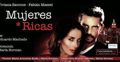 Ayer, en el Chacarerean Teatre , los queridos y talentosos actores Viviana Saccone y Fabián Mazzei realizaron la Función de Prensa de ...
