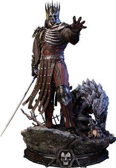 Eredin Polystone Statue by Prime 1 Studio