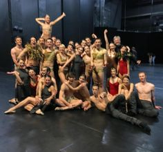 """After our last """"Paradiso""""... I will miss this ballet. It was a special work with lots of unusual challenges. Thank you to all the casts for this nice experience which will stay in my memory!  #joergmannes #paradise #paradiso #ballet #hannover #hannoverballet #hannoverballett #angels"""