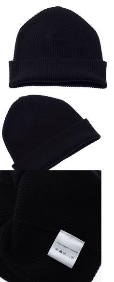 Hats 45230  New 100% Supreme Cashmere Ribbed Knit Hat Ski Beanie Winter Cap  Skull 3826103d62ff