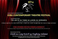 3 Plays, 3 Stories, 1 Show - iSTORYA.NET #CebuContemporaryTheatreFestival #iSTORYAnet #iSTORYAdotNET
