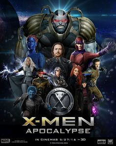 #XMenApocalypse,2016, #Trailer#FilmTrailersWorld http://filmtrailersworld.blogspot.rs/2015/12/x-men-apocalypse-2016-trailer.html #JenniferLawrence, #OscarIsaac #Movie