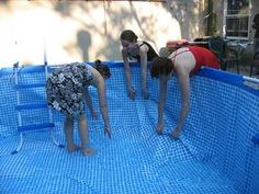 Homemade Above Ground Swimming Pool thumbnail