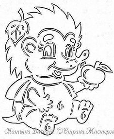 Diy And Crafts, Crafts For Kids, Paper Crafts, Kirigami, Dremel, Coloring Pages For Kids, Fall Decor, Snowflakes, Hedgehog
