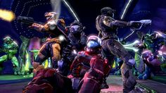 Surrounded by Lethal-Deviant Halo Game, Epic Pictures, Halo Reach, Red Vs Blue, Gears Of War, Epic Art, Xbox, Cool Art, Concept Art