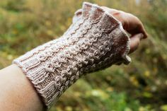 Ruffled cuffs Fingerless Gloves, Arm Warmers, Crafts To Make, Cuffs, About Me Blog, Mittens, Fingerless Mitts, Fingerless Mittens, Crafting