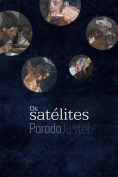 Os satélites. Parada Justel en Centro Ánxel Valente (Banco de España), Ourense expo exposición