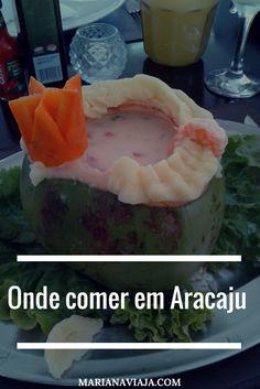 Dica de lugares para comer bem e gastar pouco na Orla de Atalaia, em Aracaju, Sergipe.