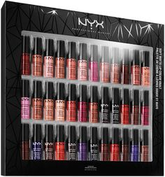 Holiday 2016 - NYX Liquid Suede Vault Sneak Peek + More! - Leopard Print…