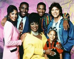 90s sitcom Out All Night starring Vivica A. Fox, Morris Chestnut, Duane Martin, Patti Labelle, Tahj Mowry, and another guy