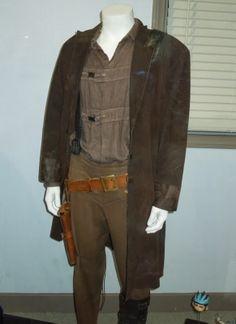 Mal Reynolds Serenity movie costume