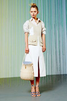 Tanya Taylor | Spring 2016 Ready-to-Wear Collection | Vogue Runway