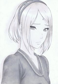 Sakura Uchiha / Haruno Drawing <3