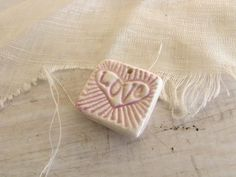 A touch of romance by Laura on Etsy