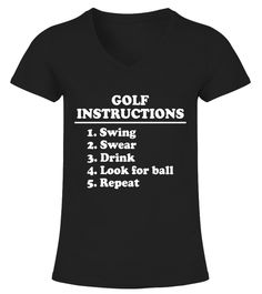 "# Men's Funny Drinking Golf Instructions T-Shirt .  Special Offer, not available in shopsComes in a variety of styles and coloursBuy yours now before it is too late!Secured payment via Visa / Mastercard / Amex / PayPalHow to place an order      Choose the model from the drop-down menu      Click on ""Buy it now""    Choose the size and the quantity     Add your delivery address and bank details      And that's it!      Tags: This shirt is the perfect gift for any golfer in your life! Swing…"