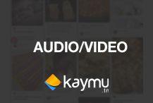 Découvrez l'univers Audio et Vidéo de Kaymu!