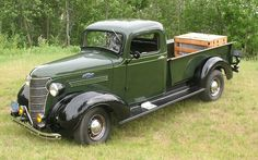 1938 Chevy Pick-Up Truck.