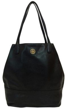 2d9cfe2a2811 Tory Burch Michelle Tote in Black Tory Burch Bag