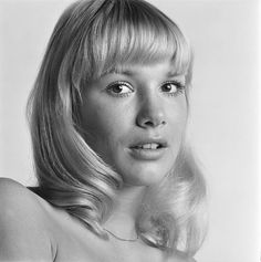 Monique van de Ven (1952) - Dutch actress and director. Photo by Paul Huf, 1976