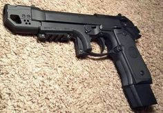 Beretta 92F Custom Find our speedloader now! http://www.amazon.com/shops/raeind