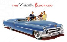 Fromm had left home, alone, to go out to dinner, driving one of her cars, a Cadillac convertible. Cadillac Eldorado, Cadillac Escalade, Cadillac Ct6, Vintage Advertisements, Vintage Ads, Vintage Posters, Vintage Designs, Convertible, Car Brochure